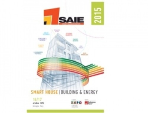 """""""SAIE 2015"""" SMART HOUSE SAIE 14 to 17 October in Bologna"""