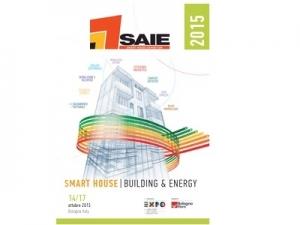 """SAIE 2015"" SAIE SMART HOUSE dal 14 al 17 ottobre a Bologna"